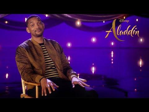 Disney's Aladdin - Inside the Lamp Featurette