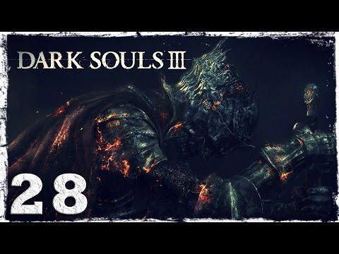 Смотреть прохождение игры Dark Souls 3. #28: Рыцари-лучники. Боль.