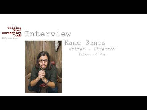 SYS Podcast Episode 076: Director Screenwriter Kane Senes Talks About His New Film Echoes of War
