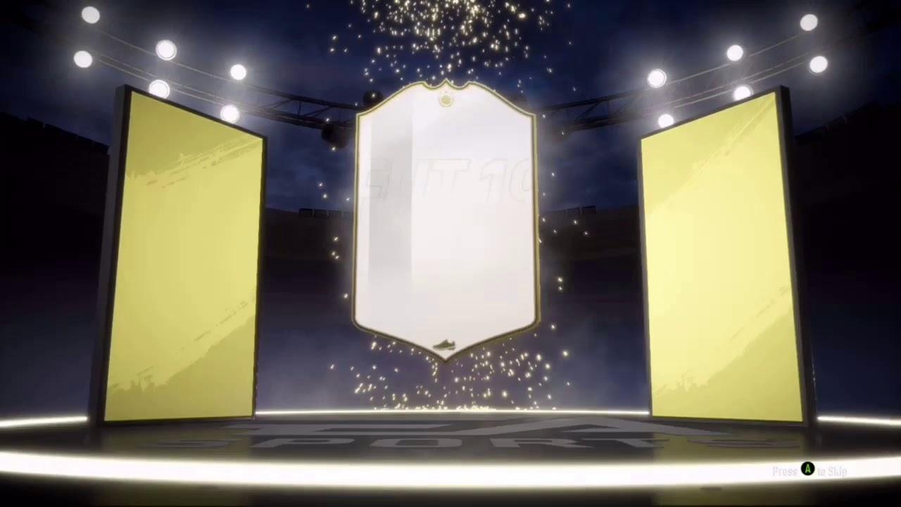 I got Pele in FIFA 19!!!!!!