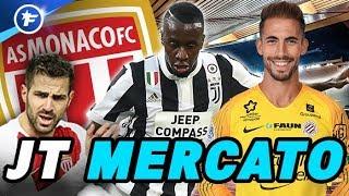 Ça bouge enfin à l'AS Monaco | Journal du Mercato