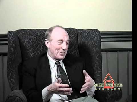 Rovner Vietnam War veteran Natick Veterans Oral History Project