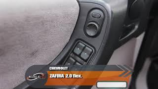 CHEVROLET ZAFIRA 2.0 VEÍCULO EXCELENTE AQUI NA ALDO'S CAR MULTIMARCAS