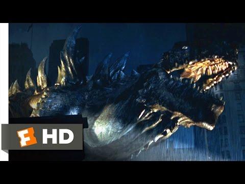 Godzilla (1998) - Fire At Will! Scene (5/10) | Movieclips