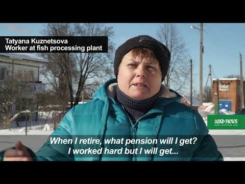 Between poverty and slow growth, Russia's economic future unsure