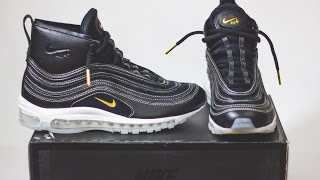 huge selection of 48b4b 5aa0f Nike Air Max 97 x Riccardo Tisci Review and On Foot