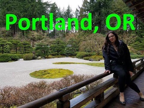 Portland, OR Part 2: Farmer's Market, Japanese Garden, Peruvian, Chinese Garden, & many more noms!