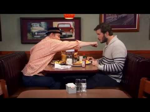 Denny's | Always Open with David Koechner & Chris Pratt