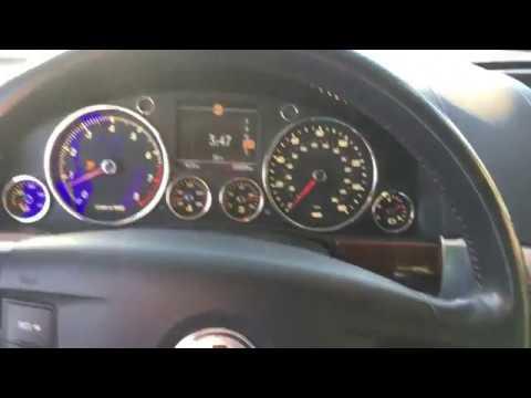 VW Touareg Transmission Problem
