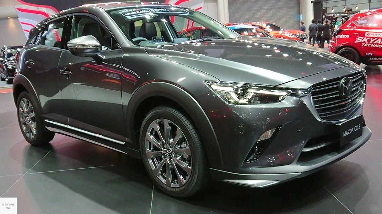 Khám phá Mazda CX-3 phiên bản 2.0 Skyactiv-G