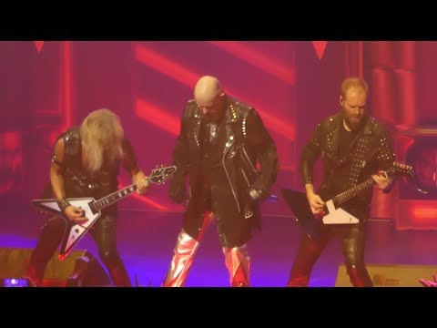 """Painkiller & Glenn Tipton Video Tribute"" Judas Priest@The Anthem Washington DC 3/18/18"