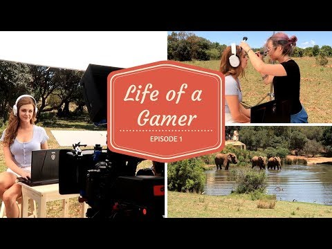 LIFE OF A GAMER | EP.1 | MSI African Shoot | VLOG