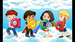 Gambar cover ABC Song   ABCD Alphabet Songs   ABC Songs for Children  Nursery Rhymes 4k