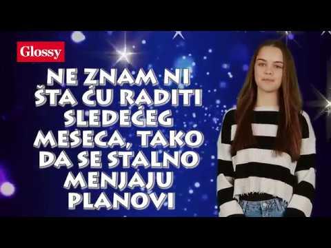 Glossy lično - Marija Žeželj: Sama sam sebi najveća konkurencija