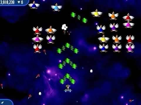 Chicken Invaders 2 PC Game - Free Download Full Version