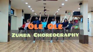 Ole Ole | Zumba Choreography | Saaya Tutika | Let's Dance Academy