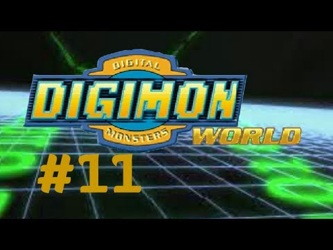 Digimon World - Part 11 - A Story of Sirloin