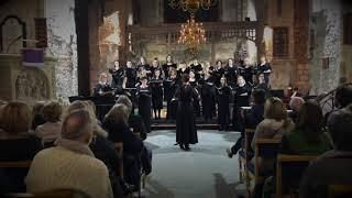 Gustav Holst: Ave Maria YouTube Thumbnail