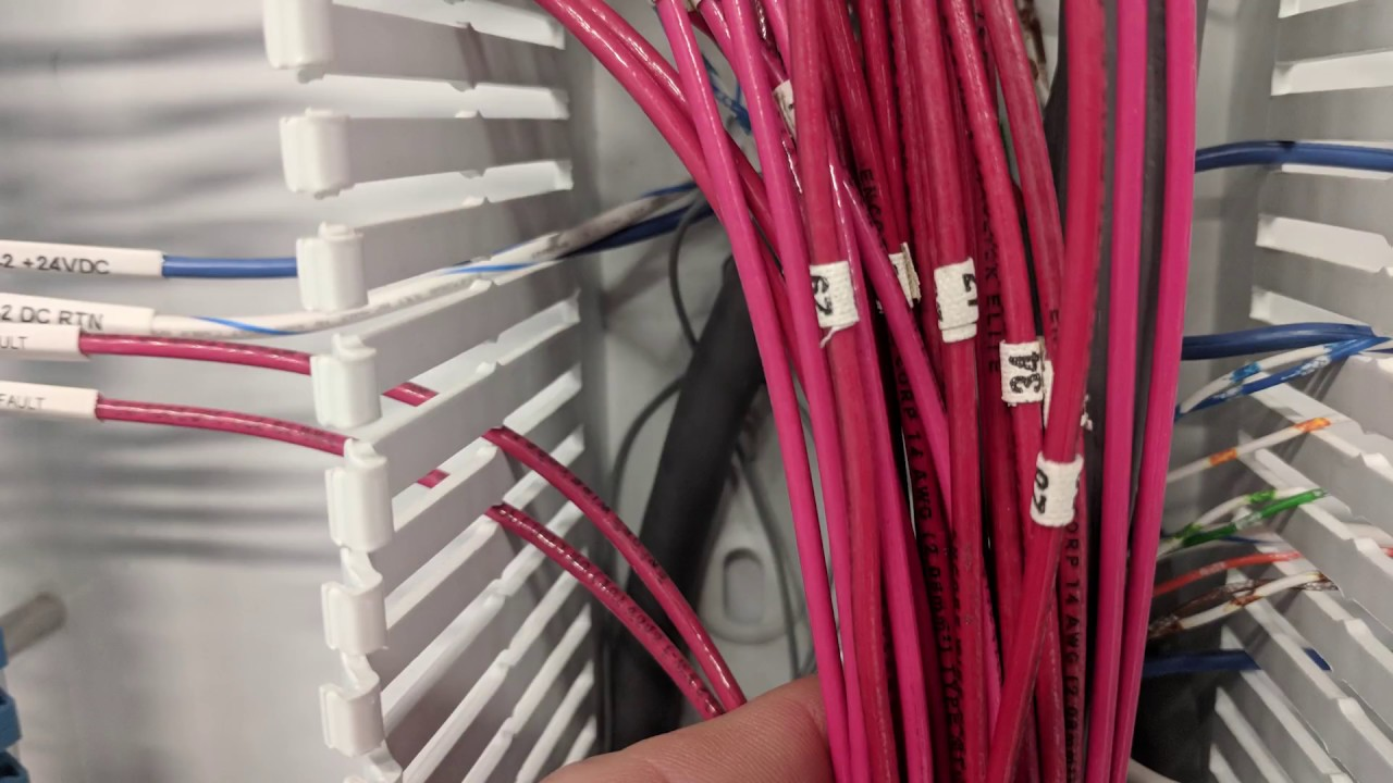 Industrial Field Wiring Tips and Tricks on