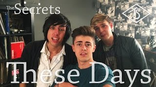 These Days - Take That (COVER by The Secrets)