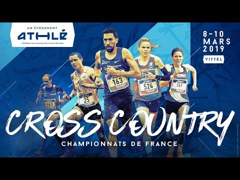 DIRECT : Championnats de France de Cross-Country de Vittel 2019