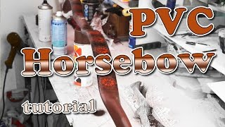 How to make a PVC HORSEBOW - DIY - easy way