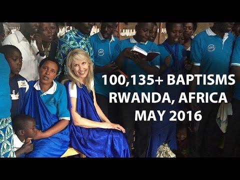 Rwanda Africa May 2016