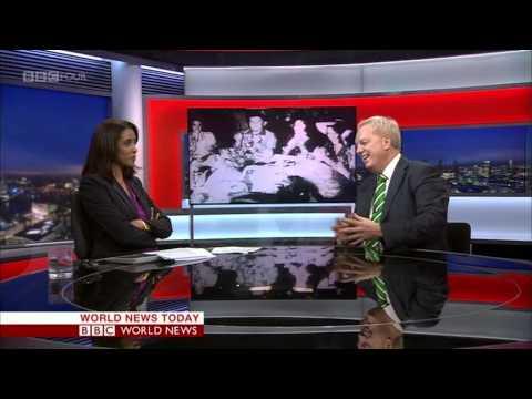 Mickey Rooney BBC4 interview