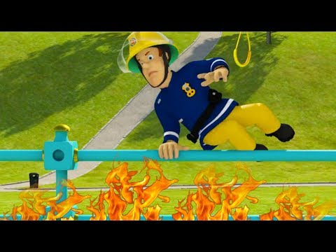 Fireman Sam New Episodes HD | Wild Cheese Challenge | In the middle of the Fire 🔥 🚒 Kids Movie