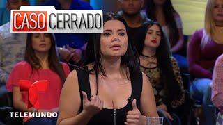 Niñas En El Bar Caliente 👯🌶👙 | Caso Cerrado | Telemundo