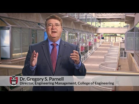 Online Master of Science in Engineering Management