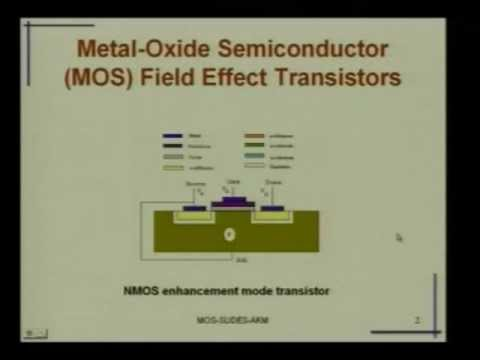 Lec 04 - Basics of CMOS devices (First Course on VLSI design and CAD)