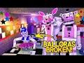 Minecraft Fnaf: Sister Location - Balloras Broken