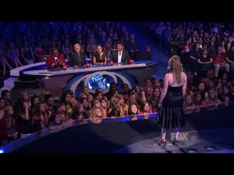 Crystal Bowersox: Black Velvet Top 2 Second Song
