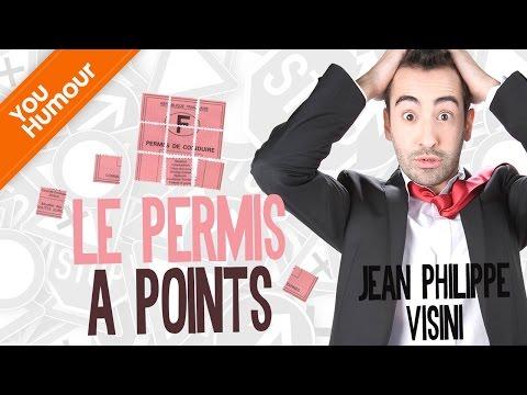 JEAN-PHILIPPE VISINI  - Le permis à points
