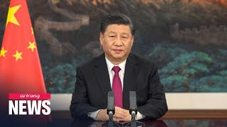 Xi calls for multilateralism b…