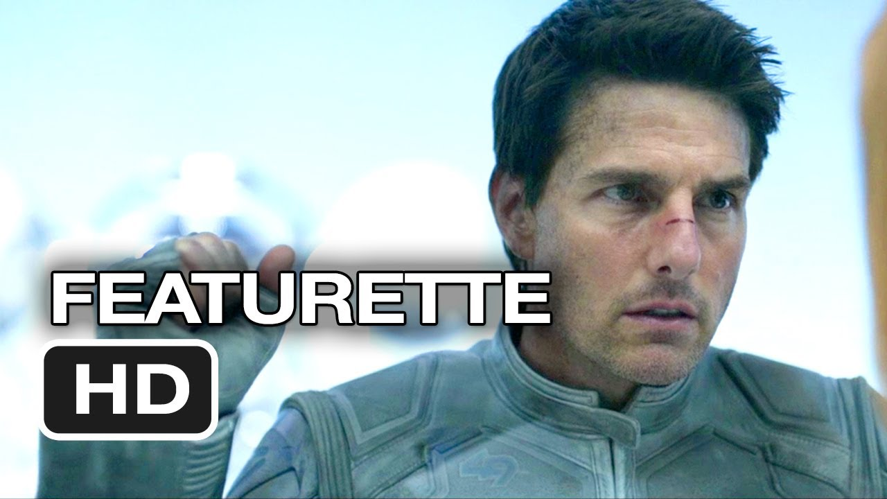 oblivion official featurette #1 (2013) - tom cruise futuristic movie