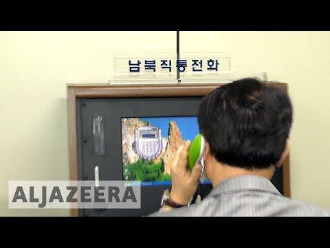 North & South Korea talks resumed 🇰🇵 🇰🇷