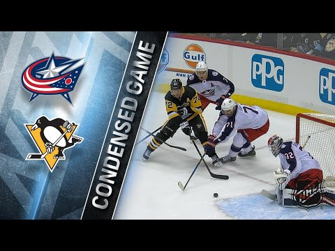 12/27/17 Condensed Game: Blue Jackets @ Penguins