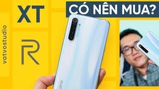 Trên tay đánh giá nhanh Realme XT giá 6.9 triệu