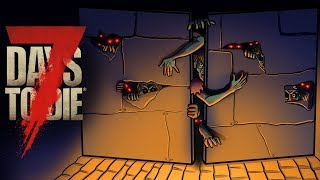 HOLD THE DOOR! - 7 Days To Die - Episode 8