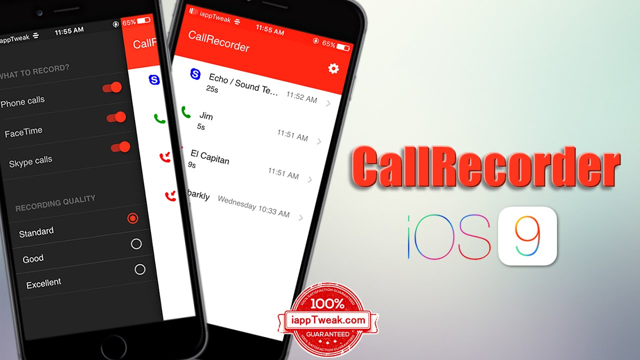 Red call recorder 1 1 2c6