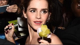 How Emma Watson Became Belle In 'Beauty & The Beast'