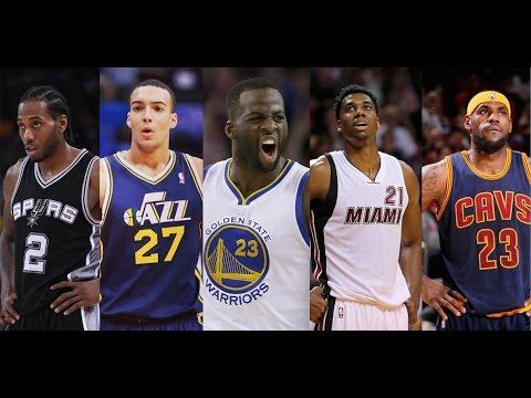 Top 10 Defensive Players in the 2017 NBA Season