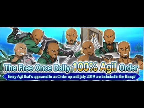 [SAO IF] Agil Daily Free Banner | 40+ Accounts Used