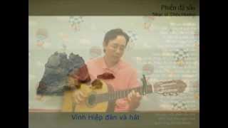 Phiến Đá Sầu (Diệu Hương) Guitar đệm hát