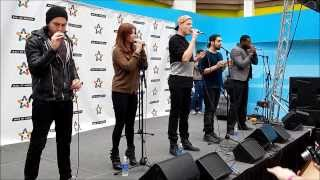 "Pentatonix ""PTX"" Live at the Mall of America, February 12th, 2014"