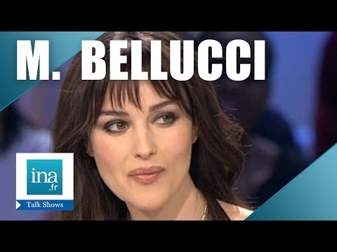 Monica Bellucci chez Thierry Ardisson | Archive INA thumbnail