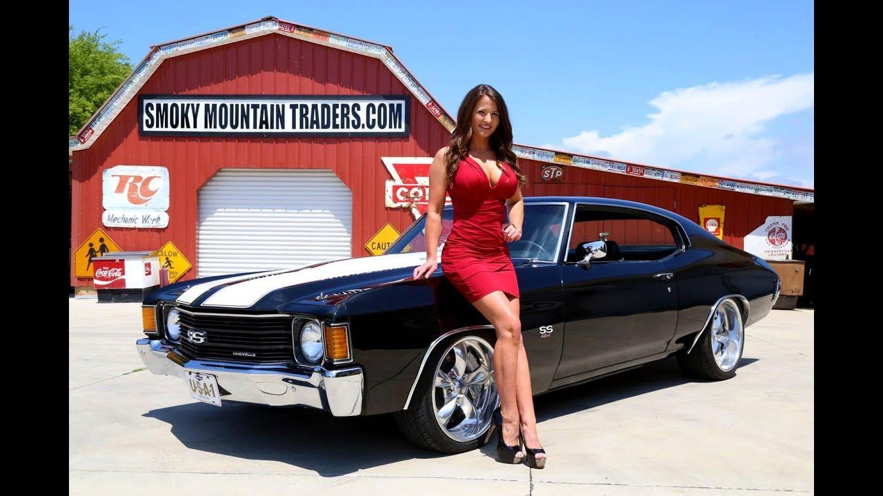 Smoky Mountain Chevrolet >> 1972 Chevrolet Chevelle Ss