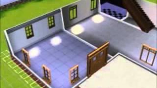 Sims 3: Construction de maison!